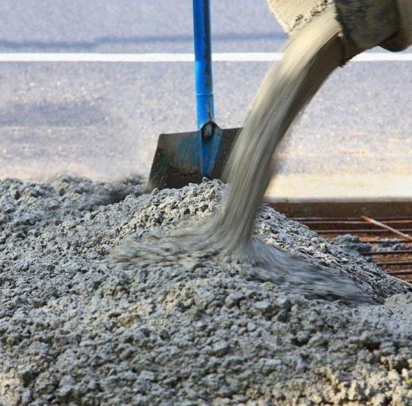 Использование остатков цементного раствора