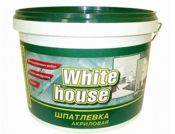 Акриловый состав White House