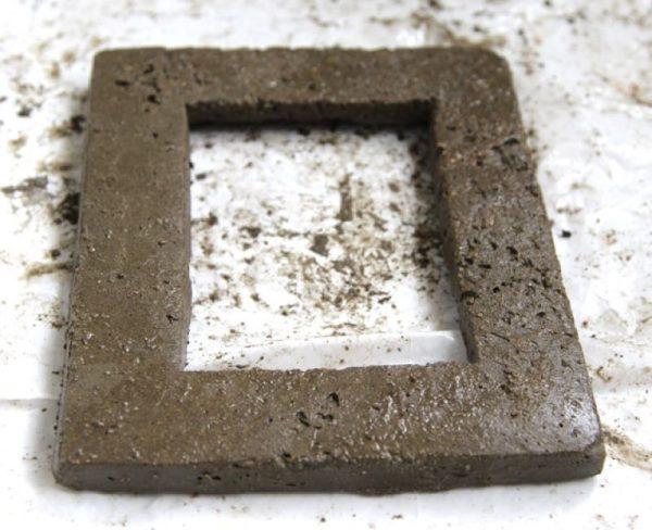 Рамка бетонная