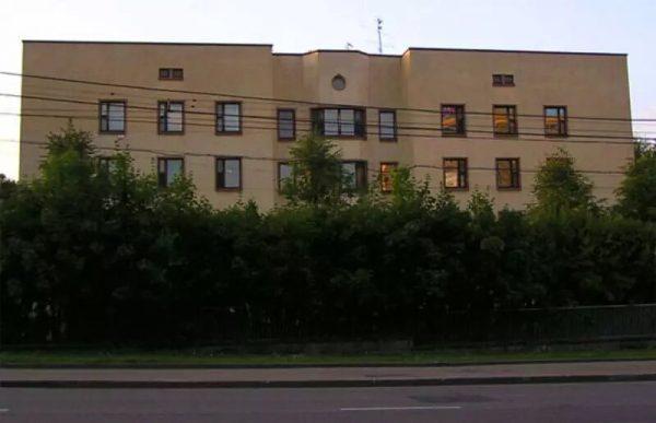 Бывший дом Горбачева на ул. Косыгина