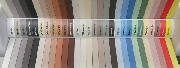 Цветовая гамма Kerakoll Fugalite Eco