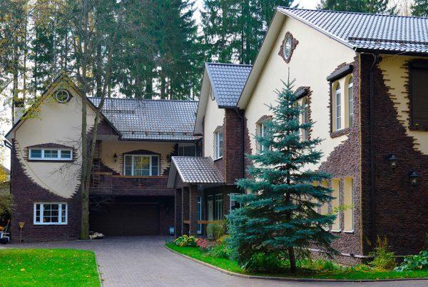 Дом Аллегровой в Ватутинках