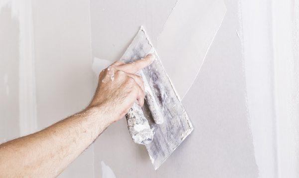 Финишное шпаклевание стен полимерным составом