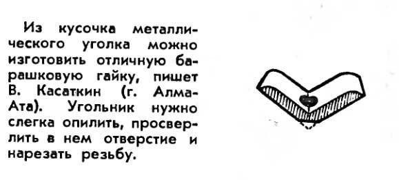 Гайка
