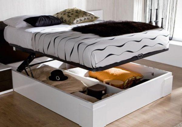 Подъемный механизм кровати