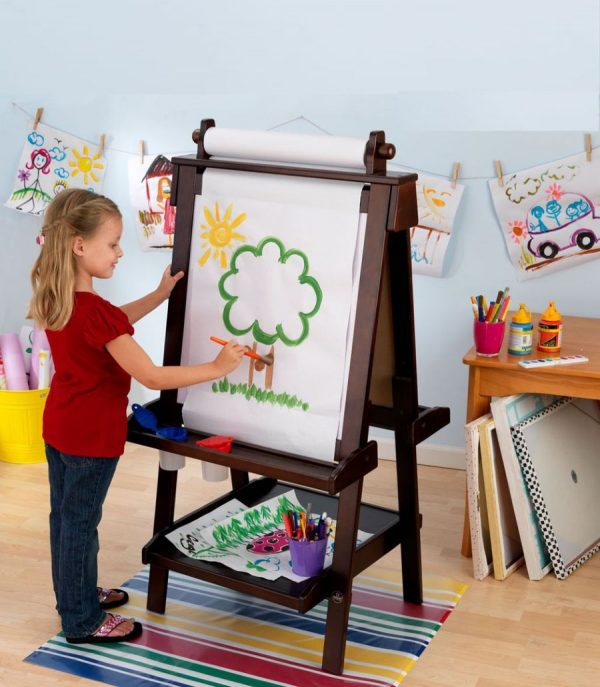 Мольберт для рисования для детей