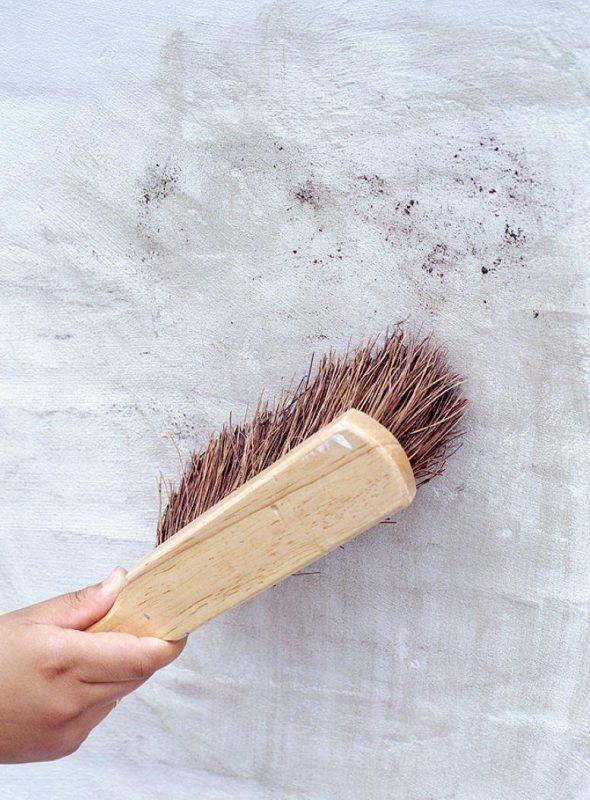 Щетка для очистки стен