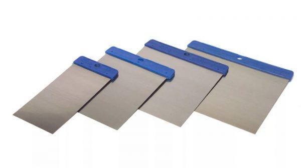 Набор металлических шпателей
