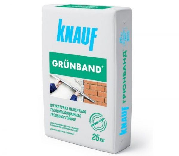Штукатурка цементная Knauf Grunband