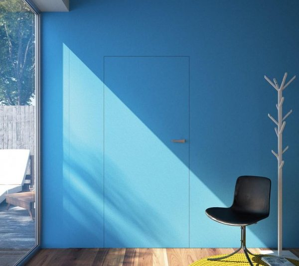 Сохранение визуальной целостности стены