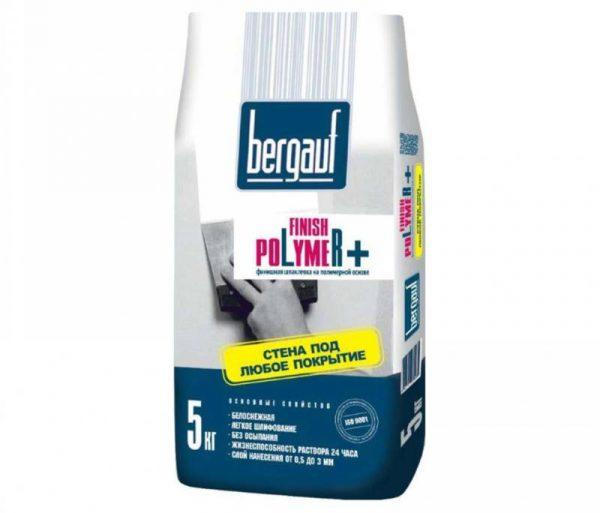 Состав на полимерной основе Bergauf