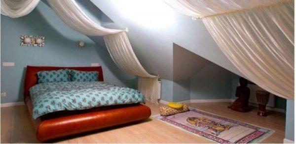 Комната дочери Успенской