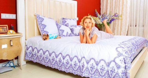 Дом Любови Успенской - спальня