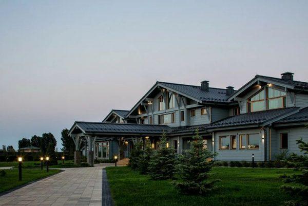 Загородный дом Тинькова Хонка