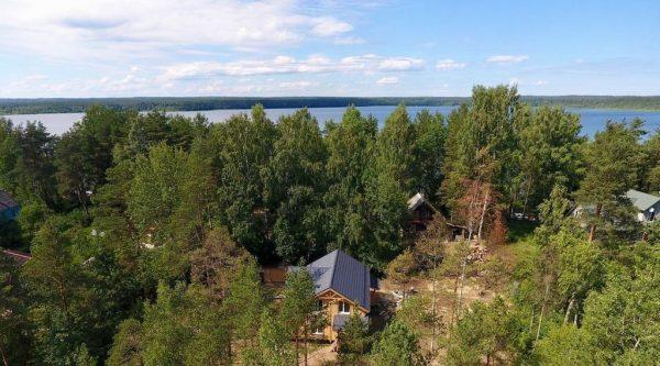 озеро Лемболовское