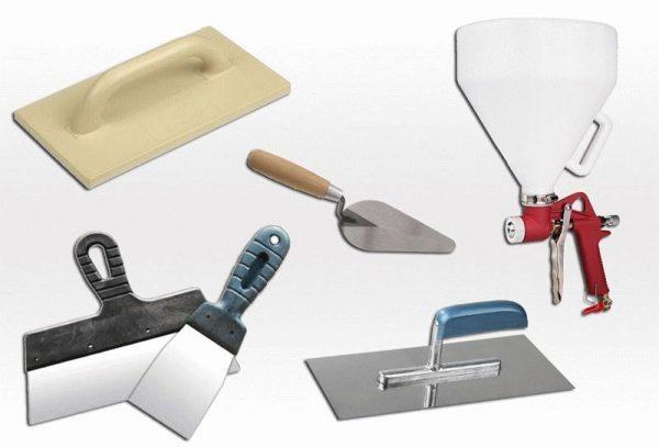 Инструменты для нанесения
