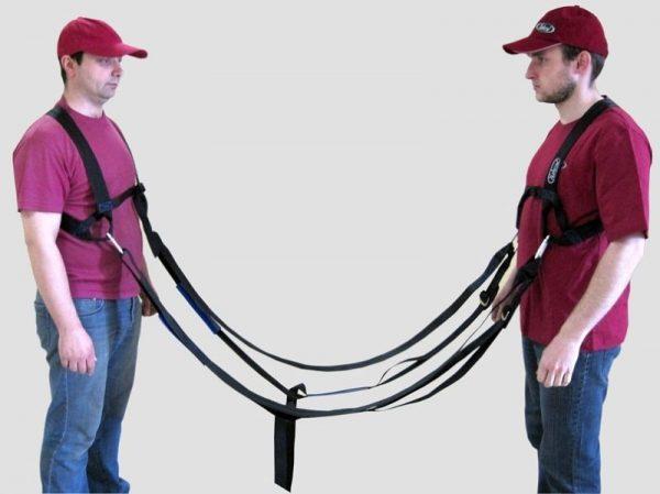 Ремни на плечи для переноски грузов