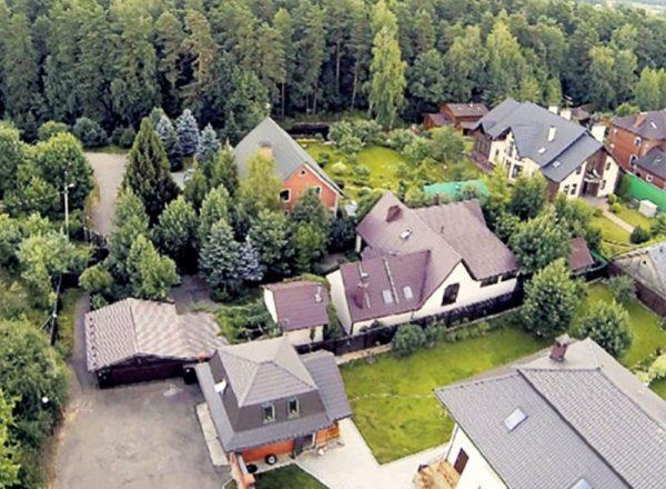 Архитектура дома Александра Балуева