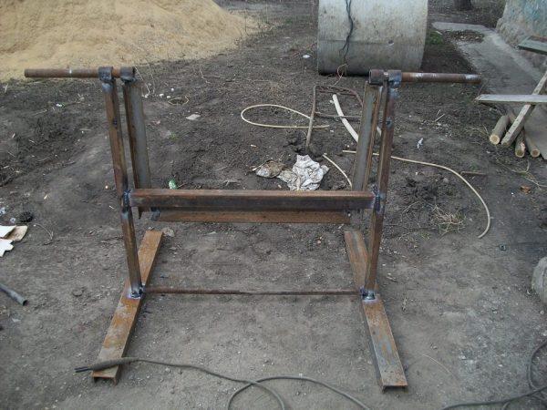 Каркас для бетономешалки