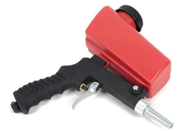 Пистолет пневматический пескоструйный