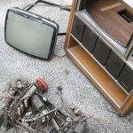 Поделки из старого телевизора