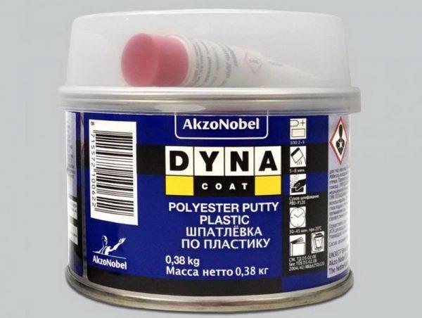 Состав по пластику DYNA