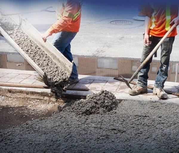 Тощий бетон фундамент