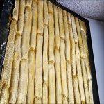 Декоративная шпатлёвка под бамбук