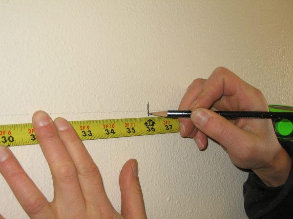 Измерение с промежуточной меткой