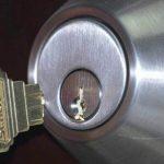 Извлечение обломка ключа