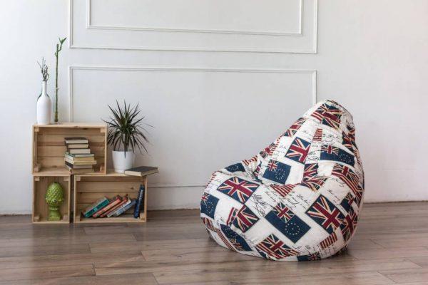 Кресло мешок с наполнителем