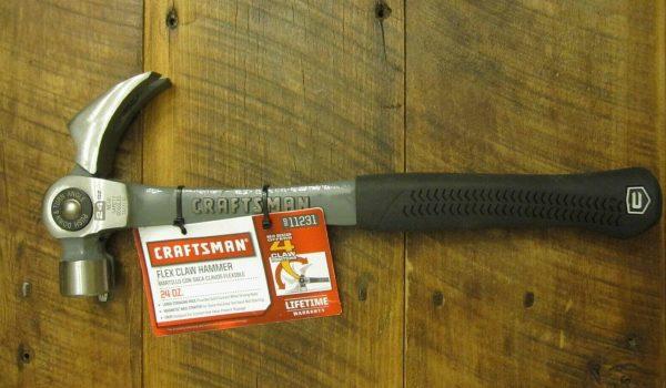 Молоток Craftsman Flex Clawhammer