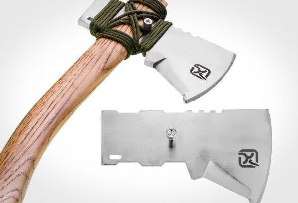 Мультитул Ti-KLAX Lumberjack