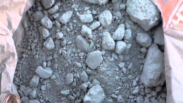 Лежалый цемент