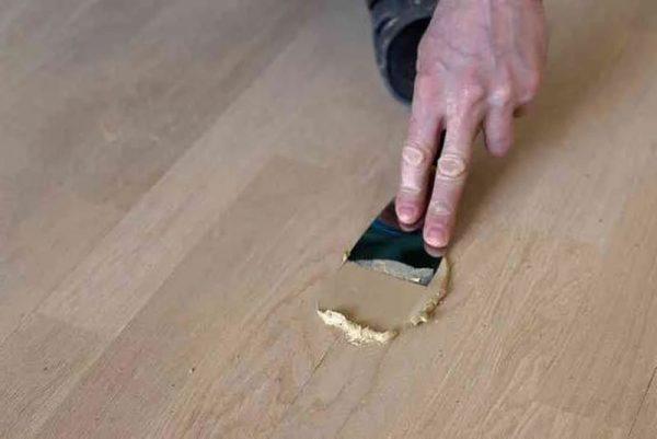 Технология нанесения шпаклевки