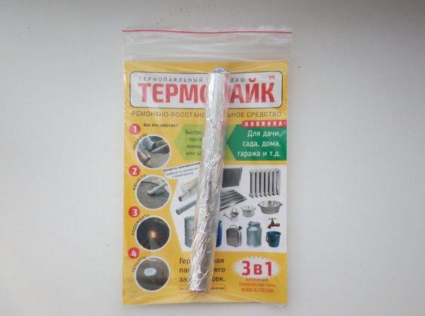 Термопаяльный карандаш Термопайк для алюминия