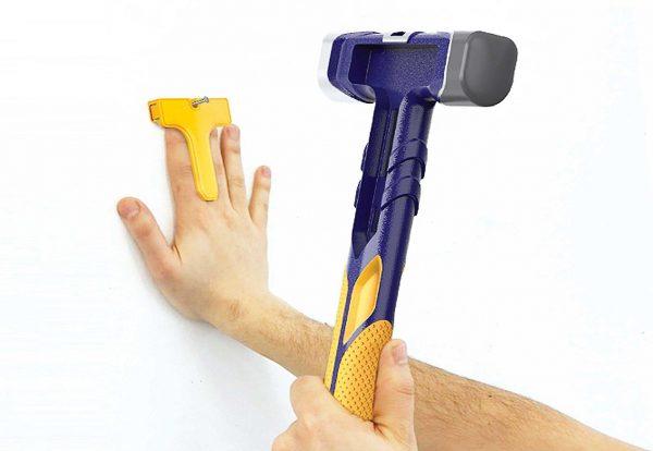 Tuk Hammer с держателем гвоздей