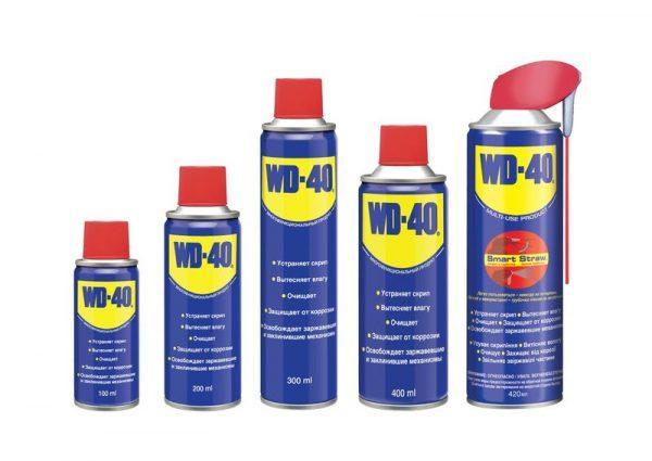 Средство универсальное WD-40