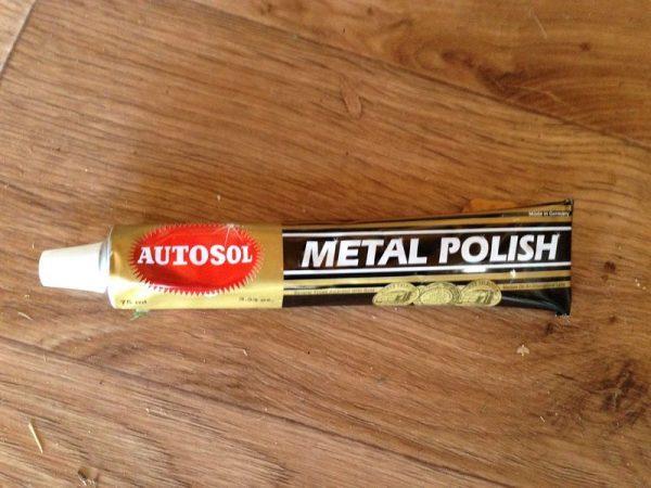 Полироль от Autosol (Германия)