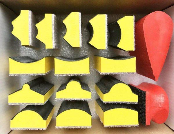 Абразивные блоки для шлифования