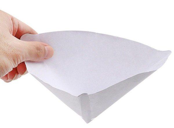 Бумажный фильтр для краски