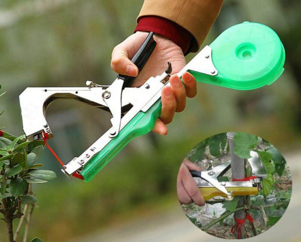 Инструмент для ручной обвязки стеблей