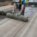 Использование бетонного полотна в строительстве