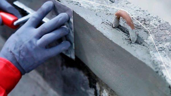 Ремонтный цементный раствор