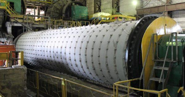 Шаровая мельница для производства цемента