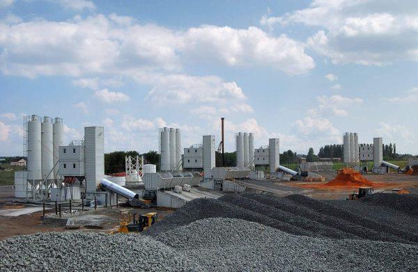 Сырье для производства цемента