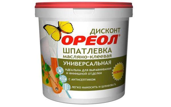 Универсальная масляно-клеевая смесь с антисептиком