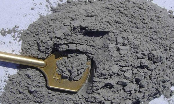 Высокогипсоглиноземистый расширяющийся цемент