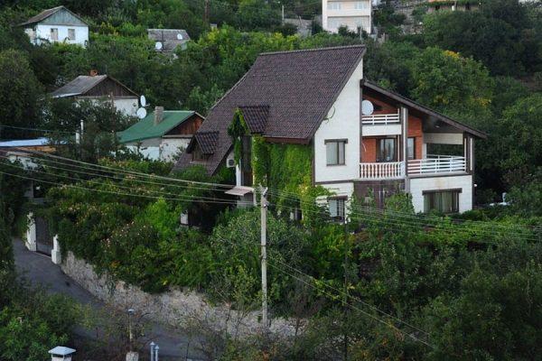 Коттедж Ротару в Крыму