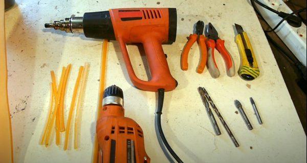 Необходимый инструмент для ремонта